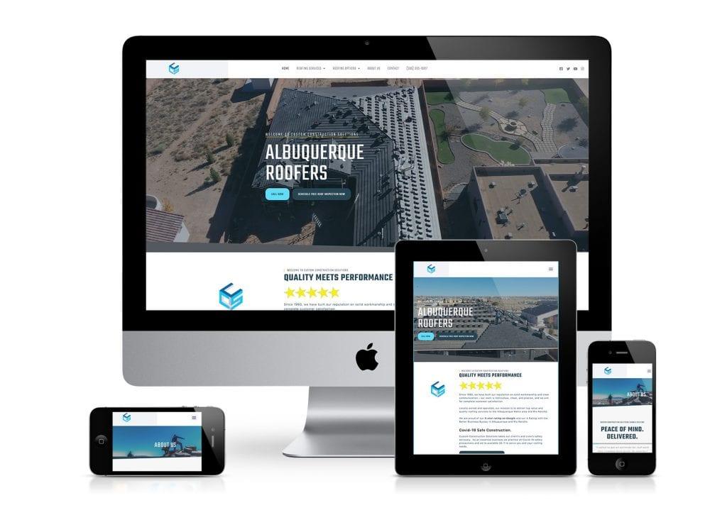 albuquerque-web-design-customnm